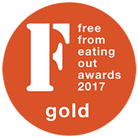 Winner of Gold in Category for 'Foods Designed for Food Service' - Judged by the Industry Experts