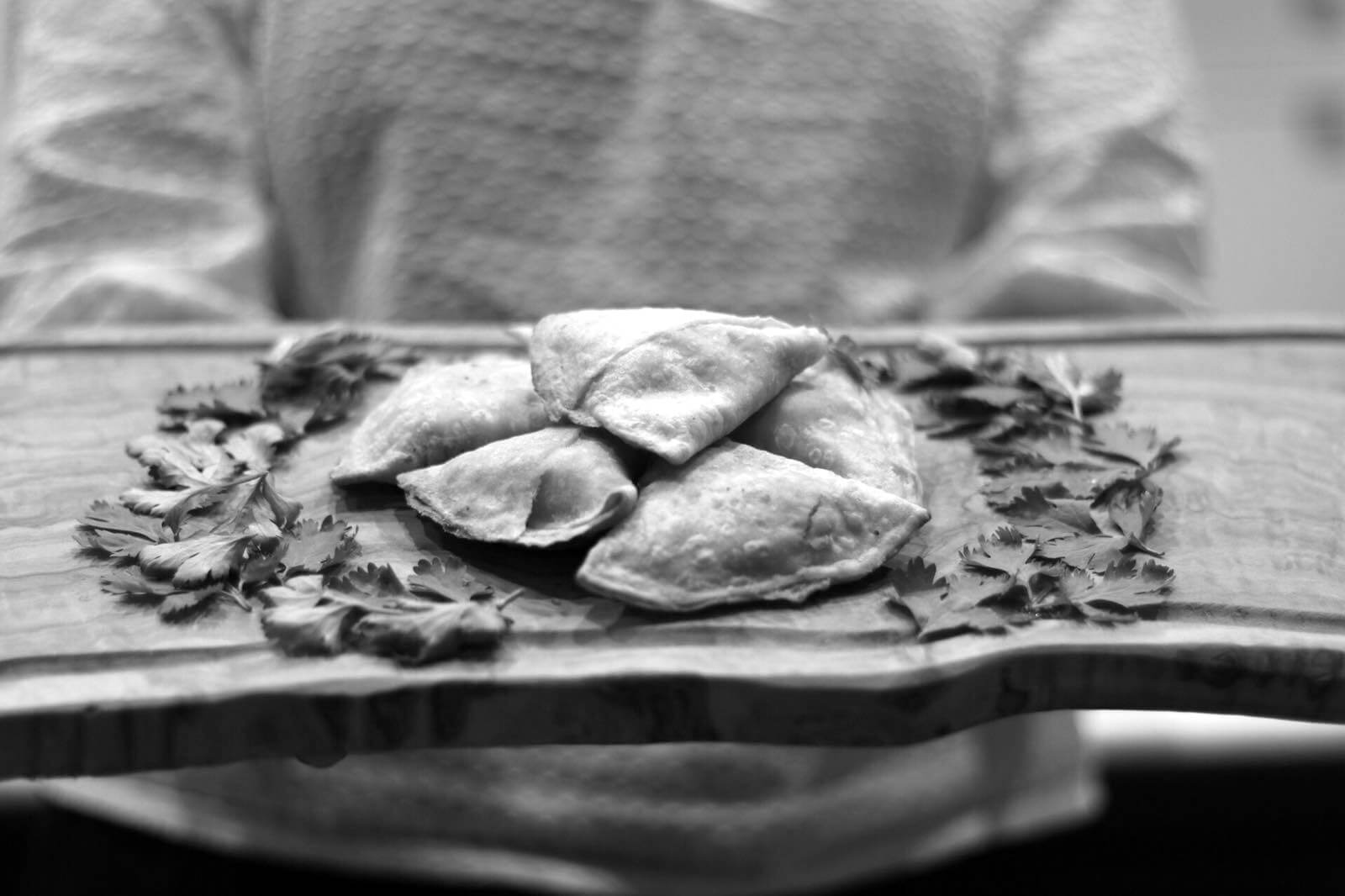 Delicious Gluten-free Samosas