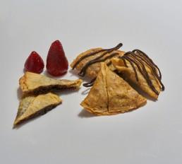 choco-berry-samosa